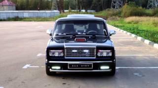 видео Тюнинг бампера Ваз 2107