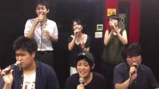 アカペラグループ:湊音(みなと) Song:最後の雨 - 中西保志.