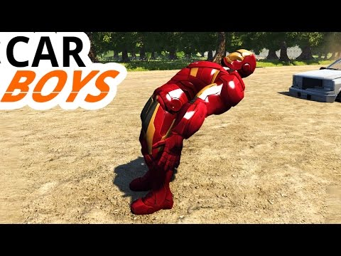 Nick and Griffin vs. Iron Man — CAR BOYS, Episode 13