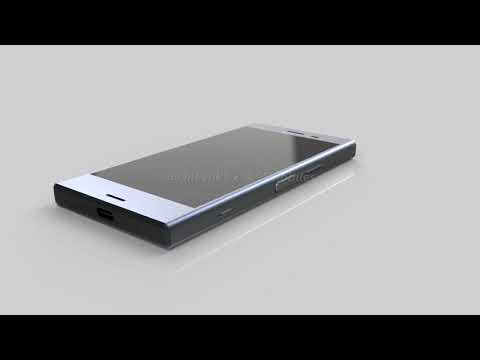 Sony Xperia XZ1 Compact renders [EXCLUSIVE]