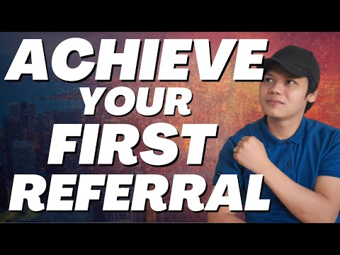 Frontrow Training #7: How To Achieve Your First Direct Referral Commission in Frontrow