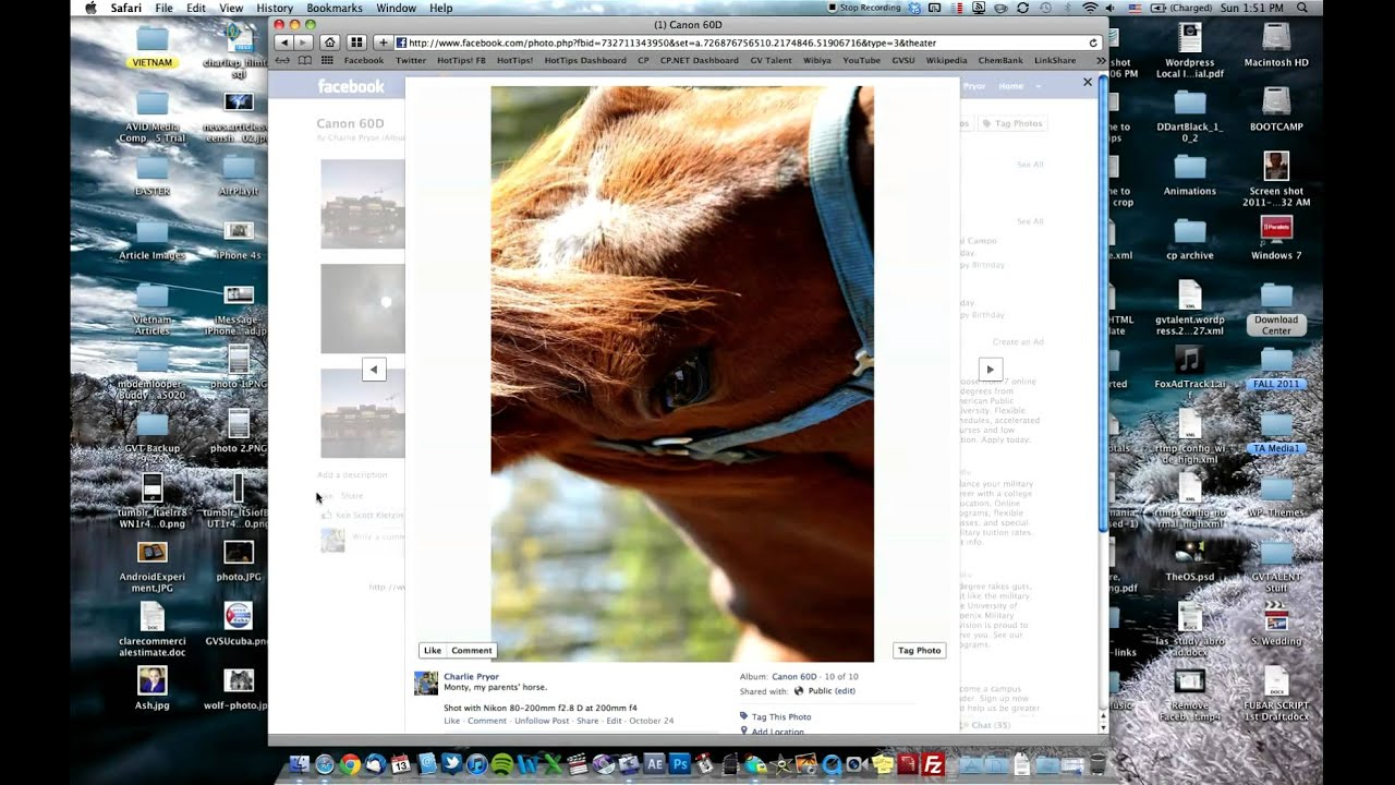 how to add a video to facebook photo album