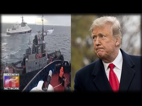 Trump PISSED After Putin ATTACKS Ukraine Military Vessel - This Could Be the Spark The World FEARS