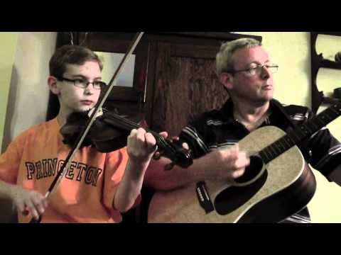 Boys of Blue Hill and Harvest Home  Fiddle & Guitar - Traditional Irish Music