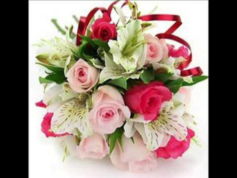 Разные цветы и букеты из них на очаровательных фото
