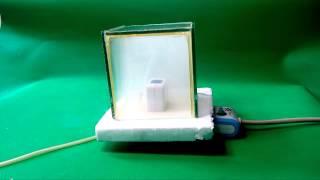 Ionizers test