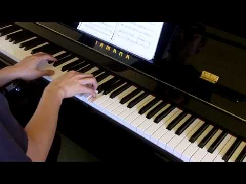 LCM Piano 2013-2017 Grade 5 List C3 Traditional Skye's the Limit arr Richard Kershaw Performance
