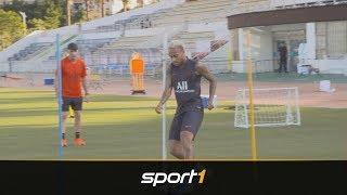 Neymar stichelt gegen PSG | SPORT1 - DER TAG