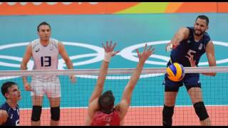 #Rio2016 - Italia-USA 3-2: Osmany Juantorena