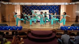 """Ballet Tap Combo 2   """"A Whole New World"""""""