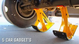 5 HiTech CAR GADGETS in Real Life | NEW TECHNOLOGY FUTURISTIC SUPER CAR GADGET
