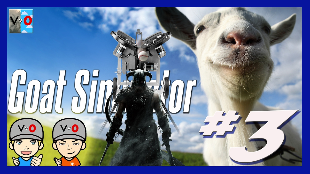 goat simulator free games to play