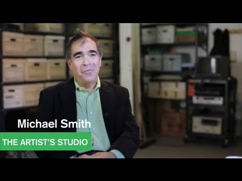 Michael Smith - In Focus - The Artist's Studio - MOCAtv