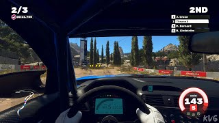 DiRT 5 - BMW M2 Competition - Cockpit View Gameplay (PC UHD) [4K60FPS]