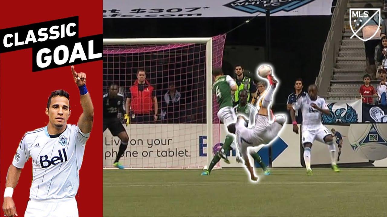 The UNBELIEVABLE Scissor Kick by Camilo Sanvezzo That Won Goal of the Year
