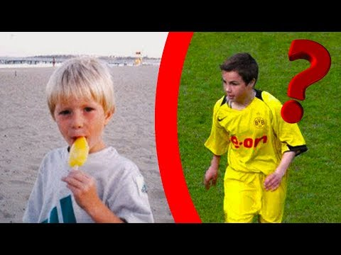 Borussia Dortmund Players ► When They Were YOUNG!