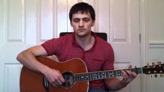 How To Play Holocene by Bon Iver (guitar lesson / tutorial) Part 1
