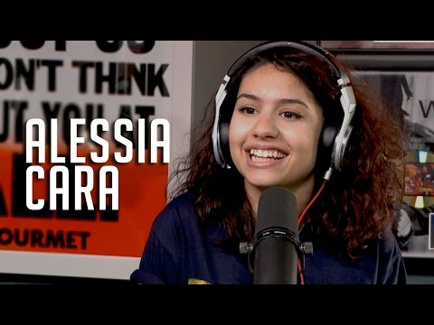 Alessia Cara talks being Awkward, a Loner, Meeting Drake, her Vices & Sings Live!