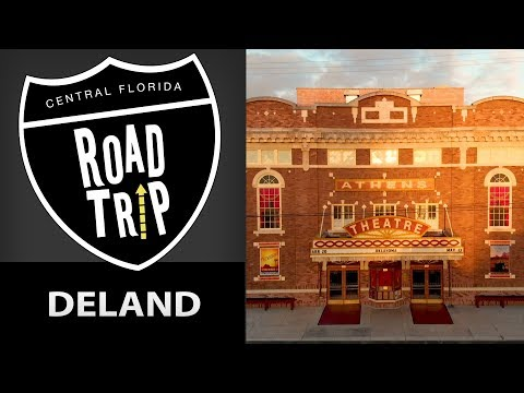 Central Florida Roadtrip: Deland