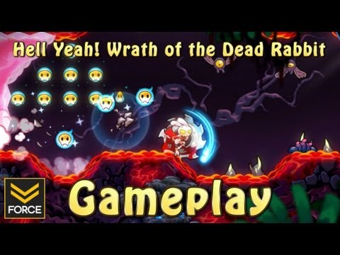 Hell Yeah! Wrath of the Dead Rabbit (Gameplay)