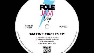 """B1 - Klar&PF - """"Circles"""" - 12"""" vinyl"""