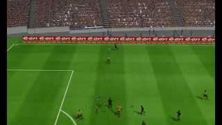 NOT EVEN FIFA 15 AND PES 2015 WILL BE MORE REALISTIC AS GAMEPLAY FOOTBALL GAME PC THAN THIS
