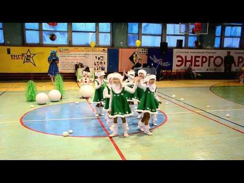 """71. """"Ах, зима, хороша!"""" (v Международный танцевальный конкурс """"IN-KU Amazing Dance 2014"""")"""
