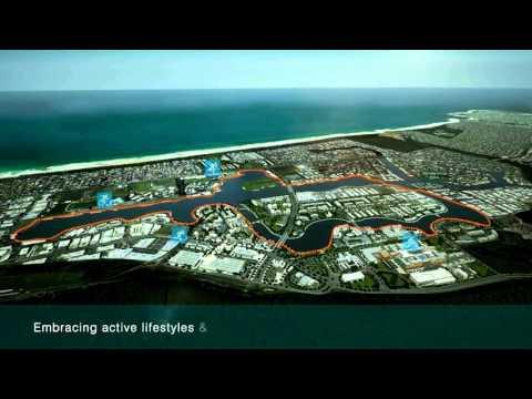 Waterlife Oceanside Kawana - Area Development