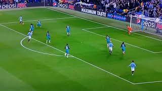 UCL Manchester City - Tottenham Hotspur 4 goals in 5 minutes