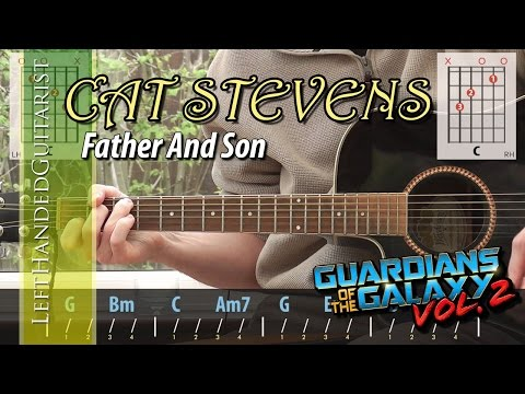 Cat Stevens - Father And Son | guitar lesson