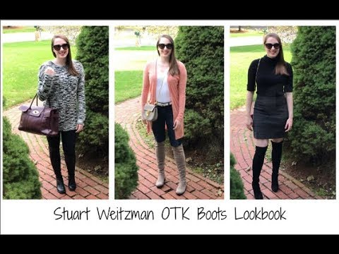 3d1f11c967f Over The Knee OTK Boots Look book