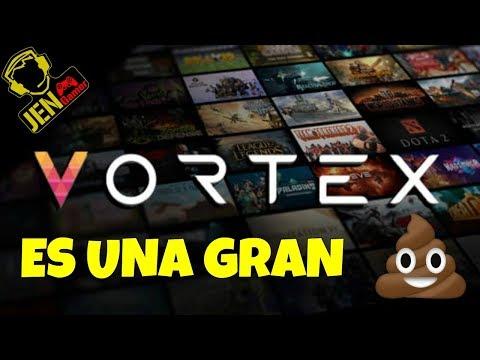 Análisis **VORTEX GAMING CLOUD** -  App para jugar a juegos de PC en Android.
