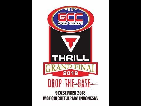 2018 Grand Final Series Drop The Gate Thrill BMX RACE  | Final Race