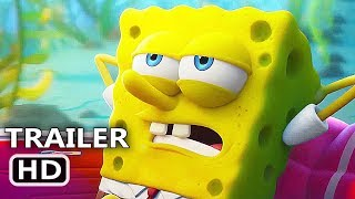 THE SPONGEBOB MOVIE 2 Official Trailer (2020) Sponge on the Run, SpongeBob SquarePants Movie HD