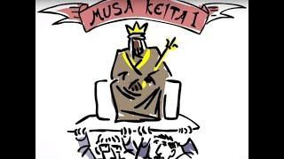 How King Mansa Musa I Became The Richest Man Who Ever Live