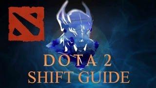 Dota 2 - How to Shift Guide