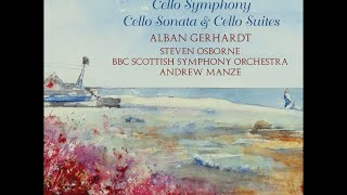 Benjamin Britten—Cello Symphony, Cello Sonata & Cello Suites—Alban Gerhardt (cello)