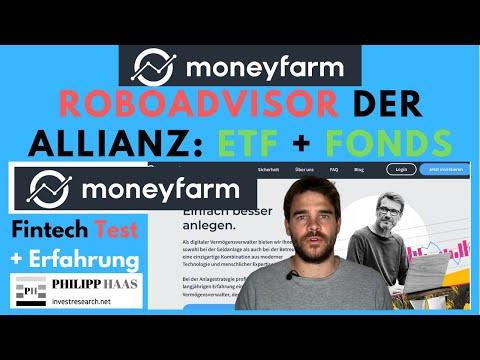 Moneyfarm - Test Und Erfahrung Robo Advisor   So Konto Eröffnen