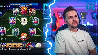 GamerBrother BEWERTET sein WEEKEND LEAGUE TEAM 🤔 mit PELE 95 🔥 | GamerBrother Stream Highlights