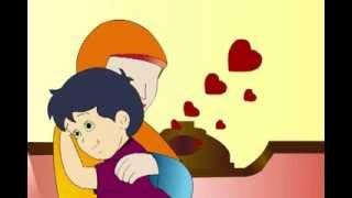 pyaari maa mujhko teri dua chahiye, islamic cartoon song