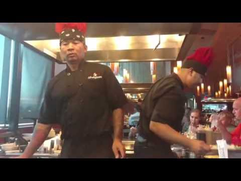 Shogun's in Fayetteville, AR 7/24/16