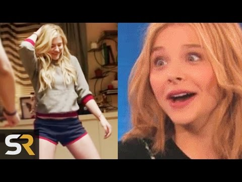 10 Hot Bloopers From Popular Actors You Won't Forget! from YouTube · Duration:  6 minutes 44 seconds