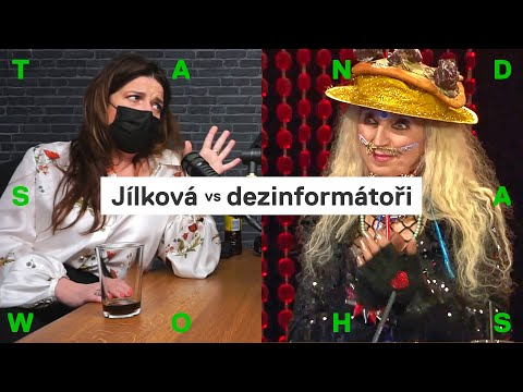 Ezoterika a konspirátoři v Máte slovo? (Václav Klaus, Jana Kratochvílová...)
