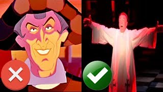 Why Disney's Frollo is Too Evil (Hunchback of Notre Dame Analysis)