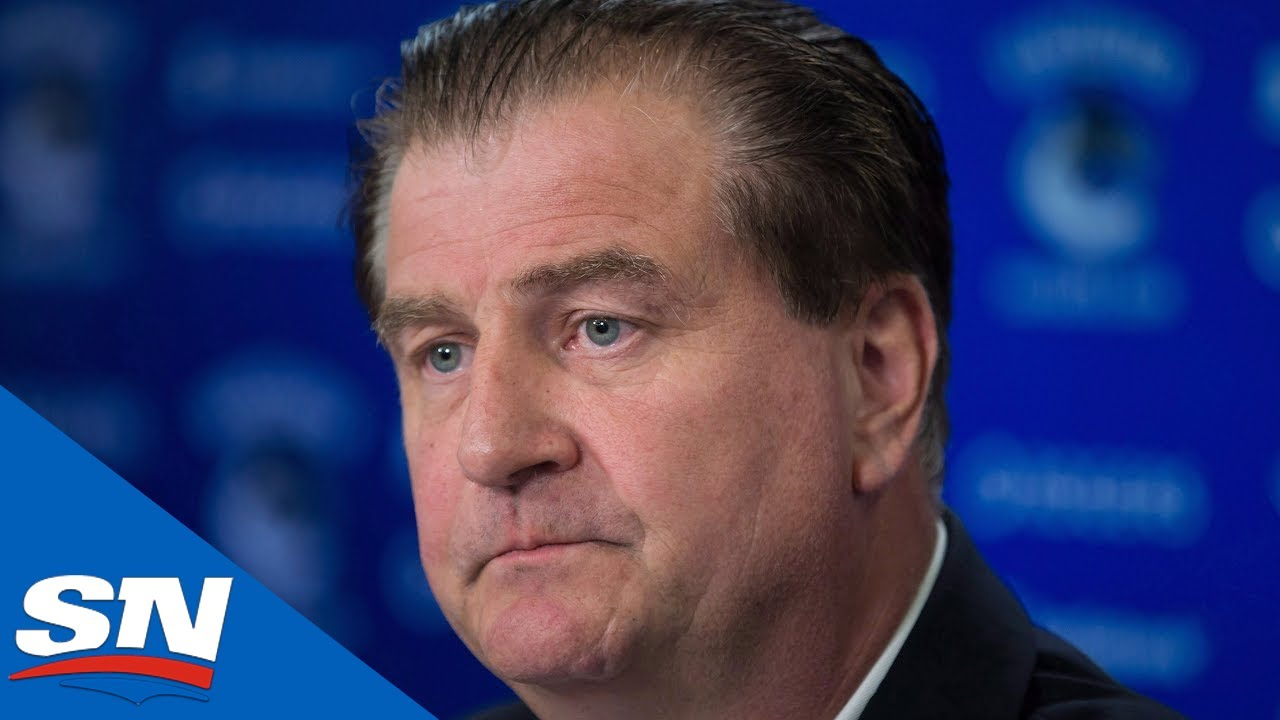 Jim Benning Extended As Vancouver Canucks GM | FULL Press Conference