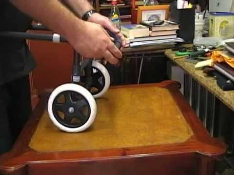 Carro silla de ruedas para un perro youtube for Carritos con ruedas para cocina