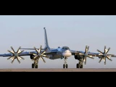 South Korea and Japan scramble jets to intercept Russian bombers.