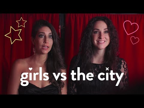 "GIRLS VS. THE CITY (Vancouver Web Series) I S01 E01 ""Pilot"""