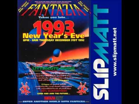 Slipmatt   Live @ Fantazia Littlecote House NYE 1992