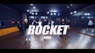 MINO (송민호) - 로켓 (ROCKET) /Choreography - T.JISUNG /경주댄스학원/댄스타운학원